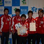 優勝長野県CAジュニア